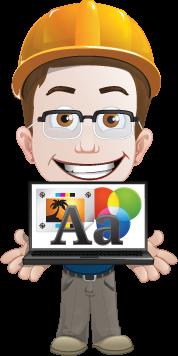 Graphics Handyman - Help with your Web, Print and Graphics Needs
